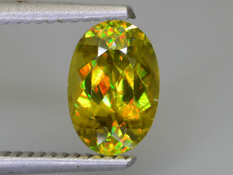 Rare AAA Fire 2.03 ct Sphene Sku-63