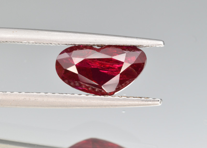 Natural Ruby 2.05 Cts from Mozambique