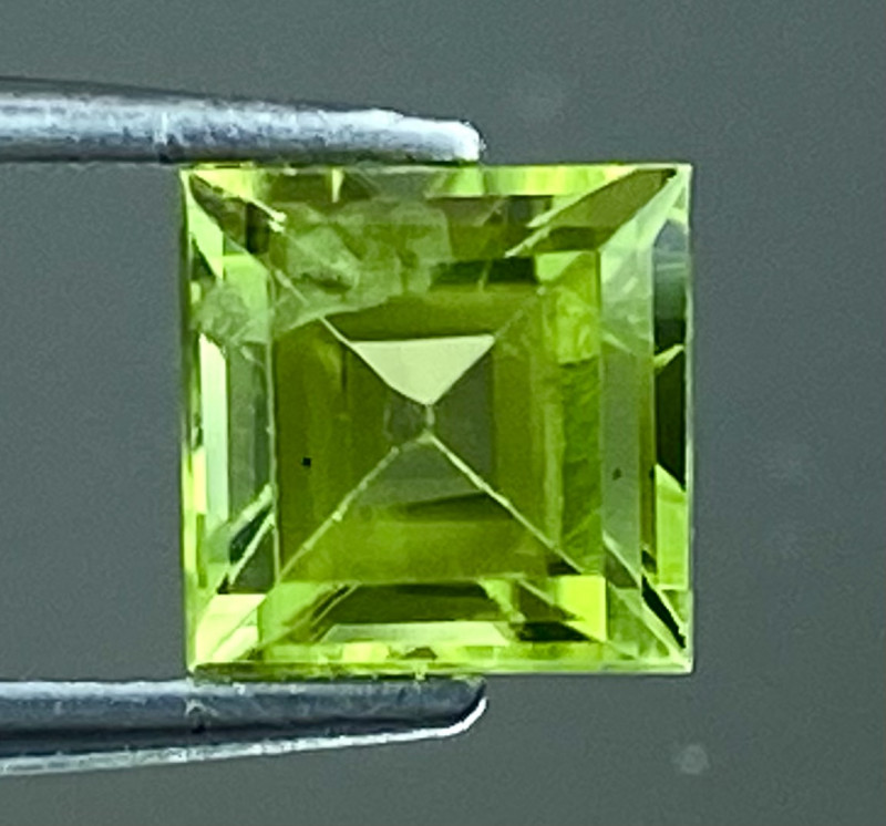 0.85Ct Natural Peridot Top Cutting Color Quality Gemstone.PD 13