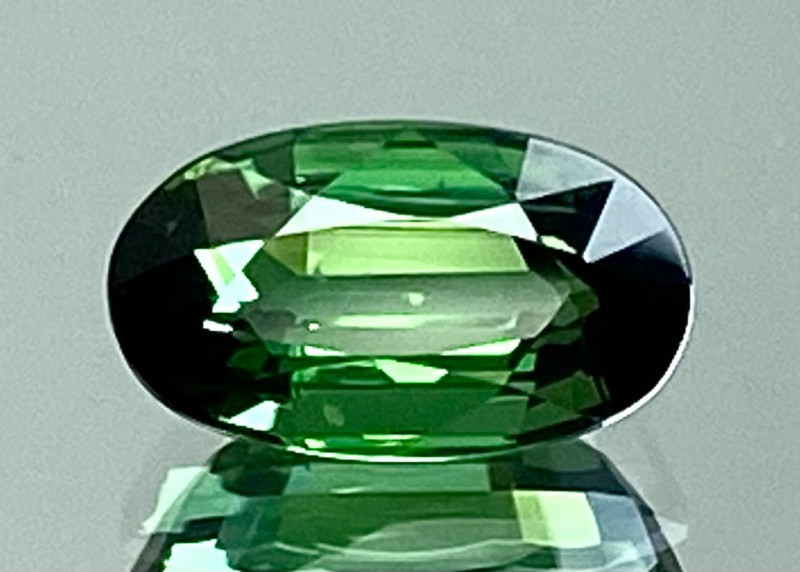 0.80Natural Chrome Tourmaline Sparkiling Luster Top Quality Gemstone. CTM9
