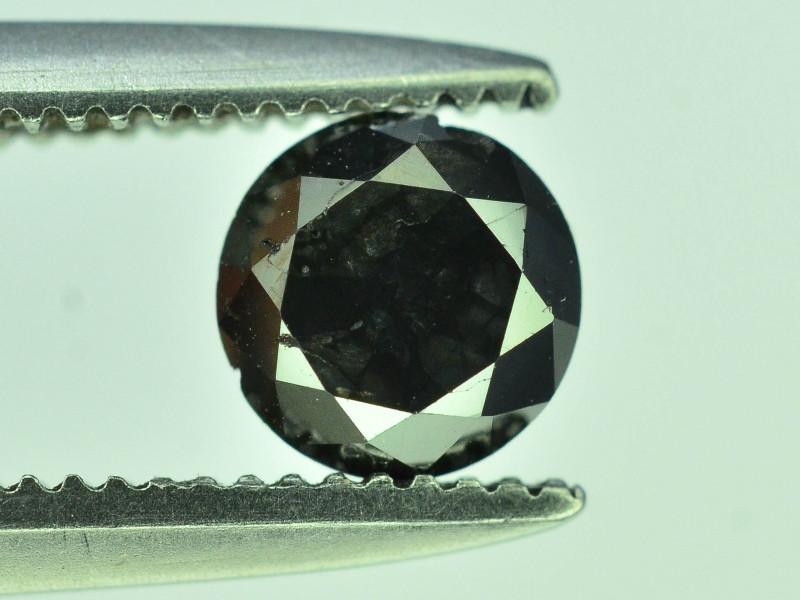 Top Quality 0.40 ct Black Diamond~ T