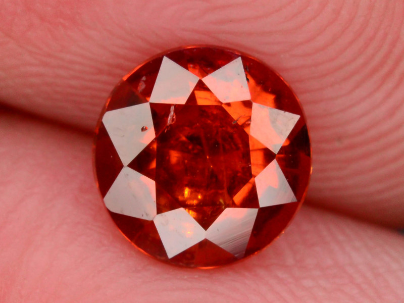 1.30 ct Natural Gorgeous Color Spessartite Garnet t