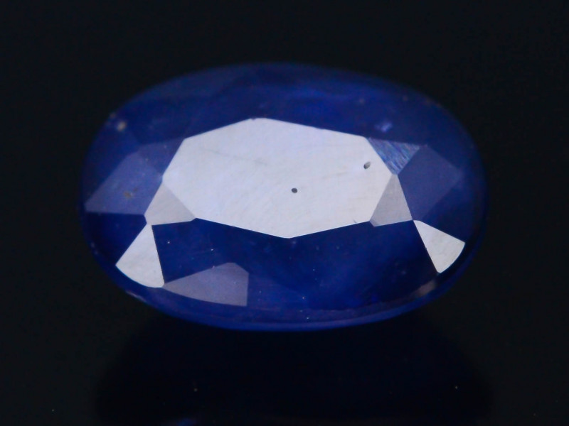 Royal Blue 1.15 Ct Natural Ceylon Sapphire ~Sirilanka !GA1
