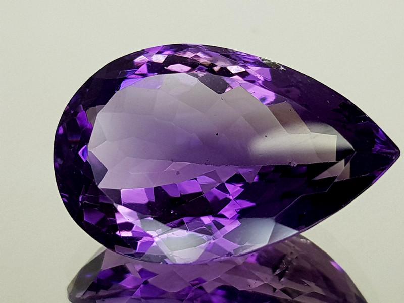 16.75Crt Amethyst Natural Gemstones JI109