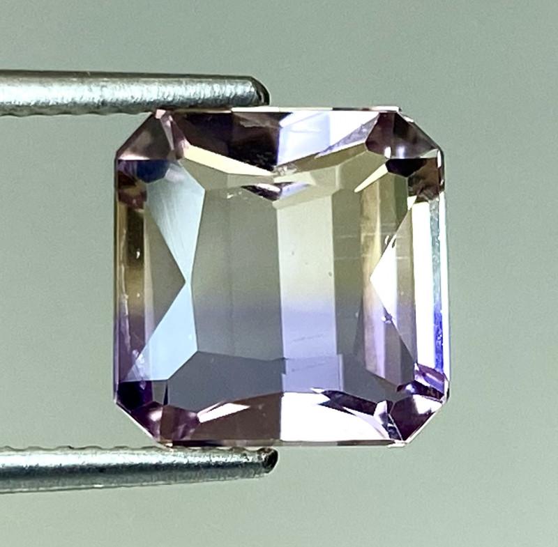 4.03Ct Natural Ametrine Bolivian Top Quality Gemstone. AMB 03