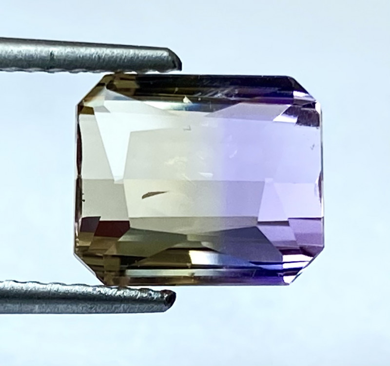 3.05Ct Natural Ametrine Bolivian Top Quality Gemstone. AMB 10