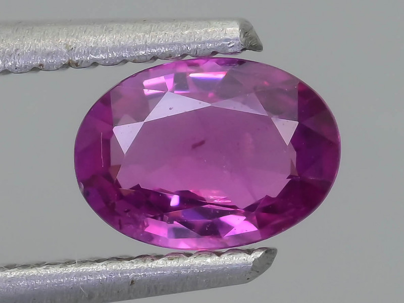 Ceylon Pink Sapphire 0.95 ct Lively Saturated color SKU.30