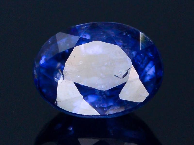 Royal Blue 1.15  Ct Natural Ceylon Sapphire ~Sirilanka !GA1