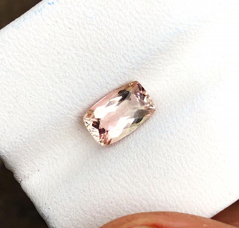 1.20 Ct Natural Bi Color TOP Quality Tourmaline Ring Size Gemstone