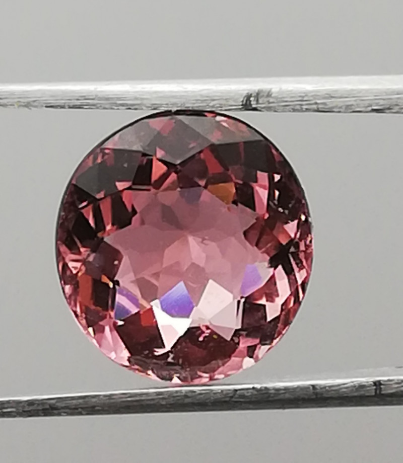 Tourmaline, 1.9ct, clean, sparkling and perfect colour!!!