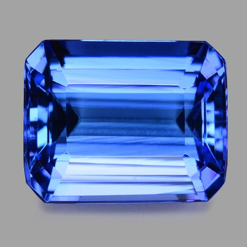 3.53 Cts Tanzanite Faceted Gemstone Gorgeous Cut ~ TN7