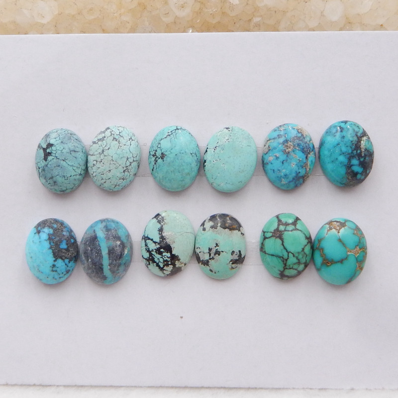 24cts Lucky Turquoise ,Handmade Gemstone ,Turquoise Cabochons ,Lucky Stone