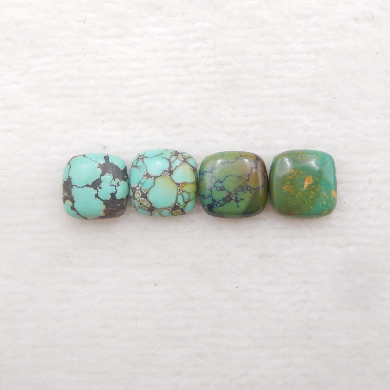 12.5cts Lucky Turquoise ,Handmade Gemstone ,Turquoise Cabochons ,Lucky Ston
