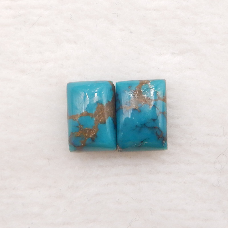 6.5cts Lucky Turquoise ,Handmade Gemstone ,Turquoise Cabochons ,Lucky Stone