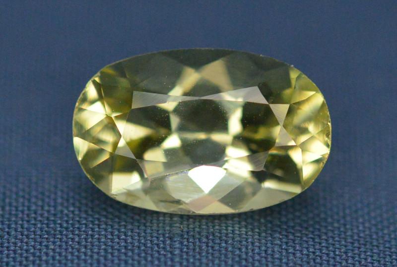 Top Quailty 2.25 Carat Natural Green Beryl Gemstone