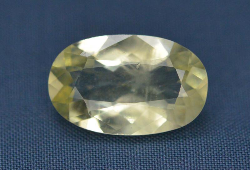Top Quailty 4.60 Carat Natural Green Beryl Gemstone