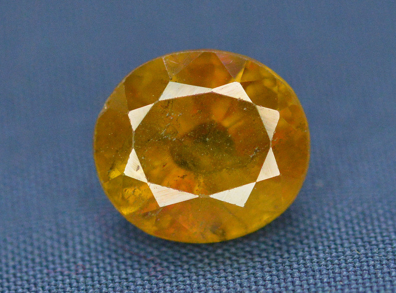 Natural 2.40 carat Sphene With Amazing Spark