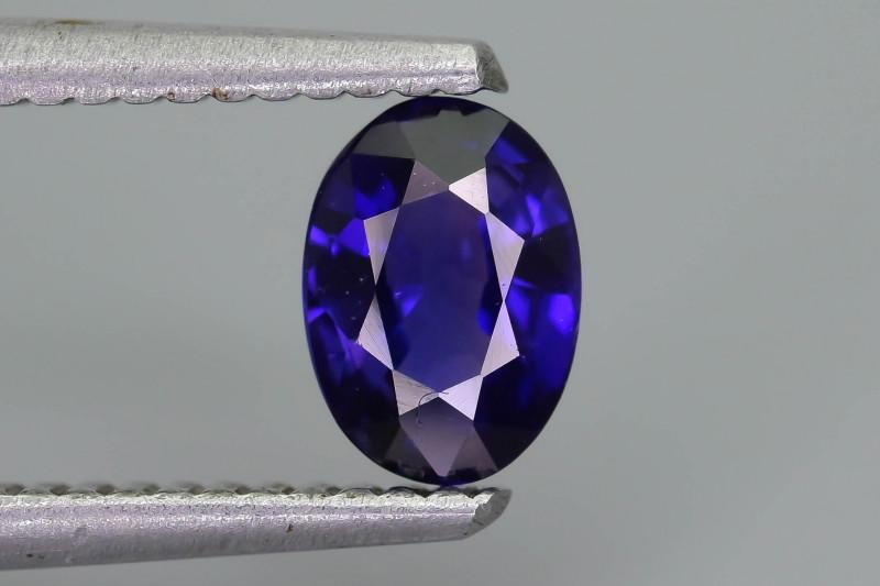 Color Change 0.81 ct Blue  Sapphire SKU.32