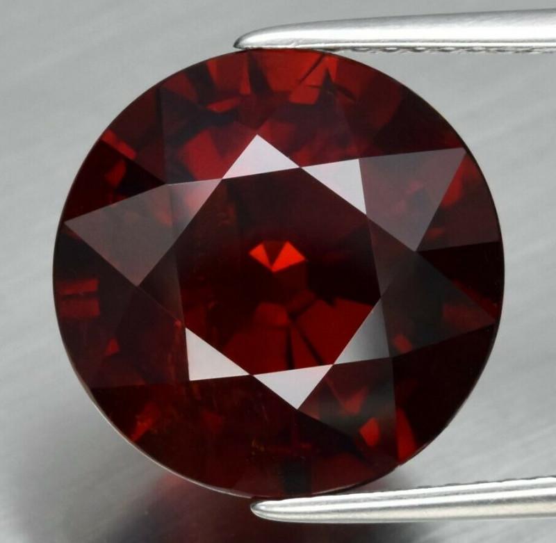 12.56 ct. Natural Earth Mined Spessartite Garnet Africa - IGE Certified