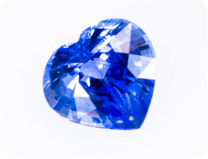 Sapphire 0.61 ct  Sri Lanka GPC Lab