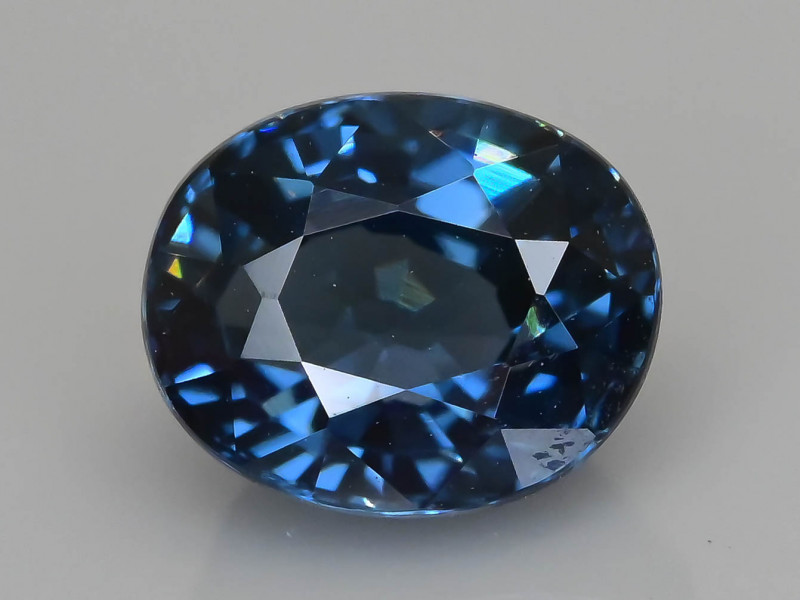 AAA Grade 1.06 ct Blue Cobalt Spinel Sku.15