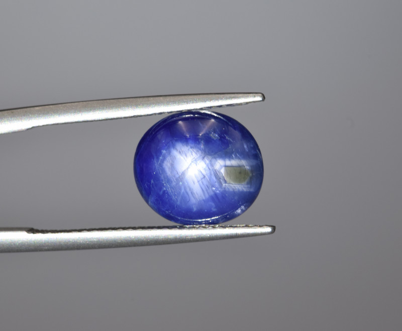 Natural Star Sapphire 7.77 Cts from Burma