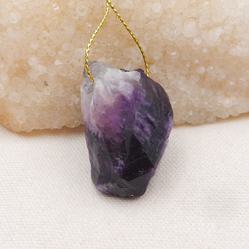 170cts Raw lapis pendant, crystal gemstone pendant,healing stone pendant H1