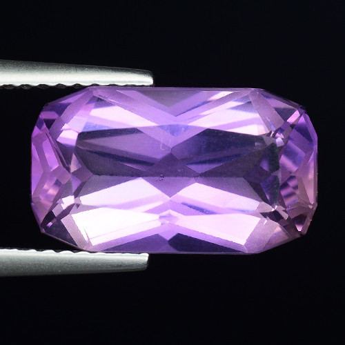 5.98 Cts Bolivian Ametrine Stunning Luster & Cut Gemstone  AF14