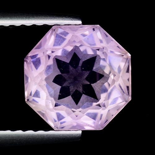 2.44 Cts Bolivian Ametrine Stunning Luster & Cut Gemstone  AF34