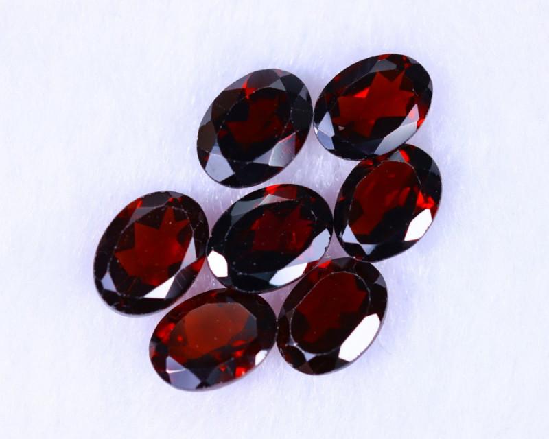 10.02cts Natura Red Almandite Garnet Lots/ MA1194