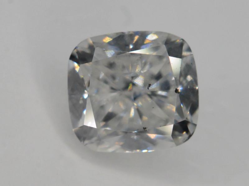 Top Color 0.90 ct Brilliant Cut Whie Diamond