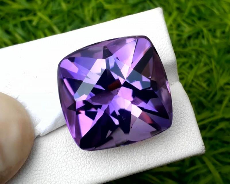 Amethyst, 39.55 Cts Natural Top Color & Cut Amethyst Gemstones