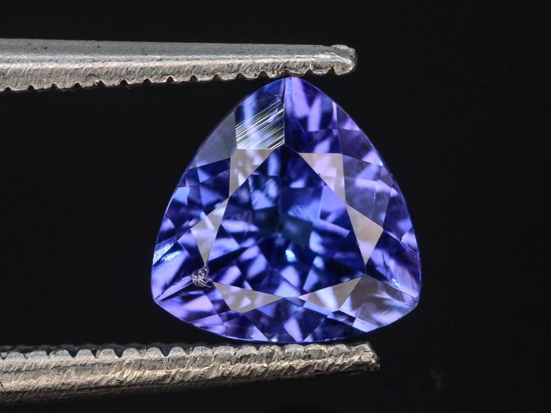 AAA Grade 1.20 ct Tanzanite eye catching Color~GA