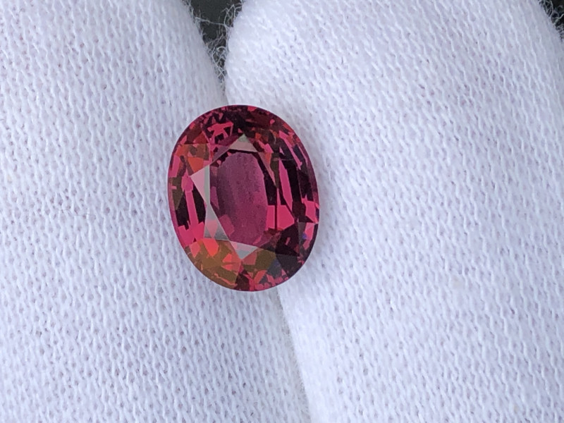 3.33 Carats Natural Spinel From Tajikistan  Gemstones