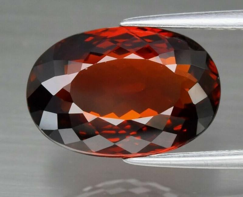 5.97 ct. 100% Natural Earth Mined Orange Spessartite Garnet Africa