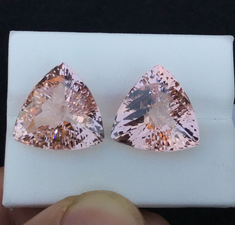 19.50 Carats Natural  Brazilian Morganite Gemstone