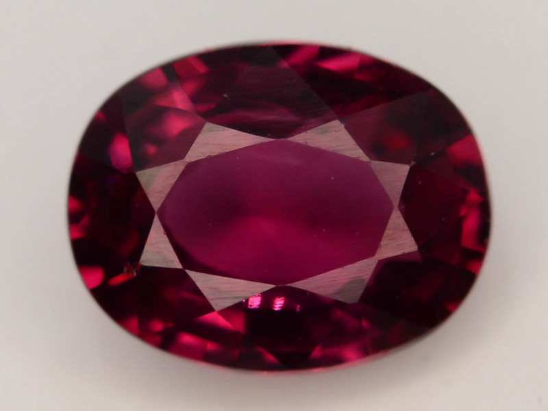 Red Color 2.15 Ct Natural Amazing Garnet H.M