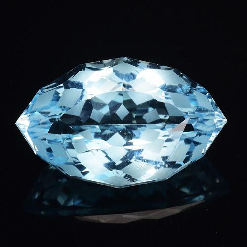 9.32 Cts Fancy Topaz Excellent Luster & Color Gemstone TP4