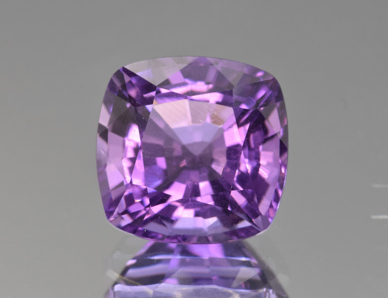 Natural Amethyst 7.72 Cts, Good Quality Gemstone