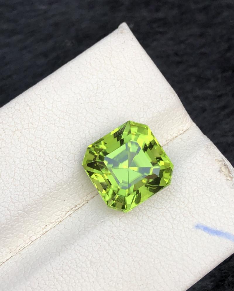 5.50 Carats  Natural  Peridot Pakistan Gemstone