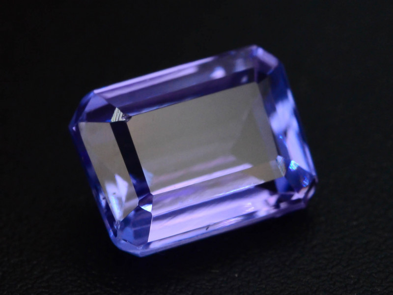 AAA Grade 1.45  ct Tanzanite eye catching Color~KJ