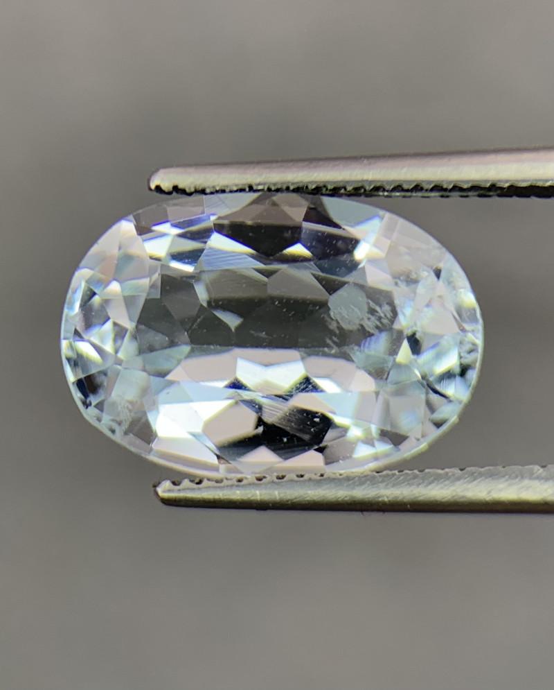 4.85 Carats Natural Aquamarine Gemstone