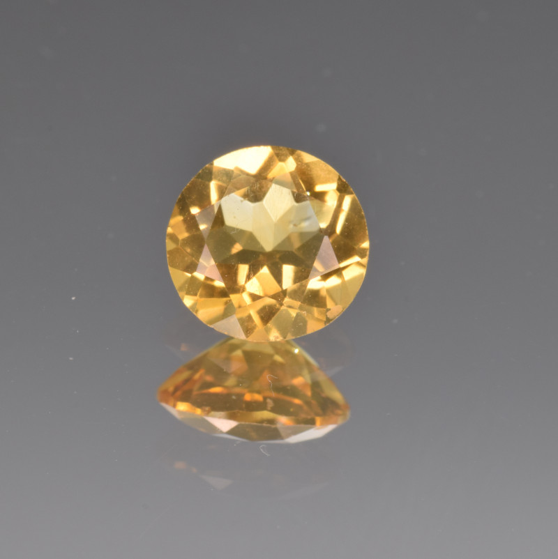 Natural Citrine 0.98 Cts Good Quality Gemstone