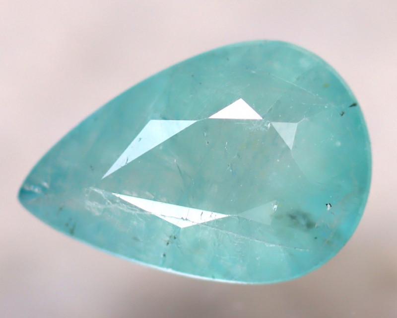 Grandidierite 1.85Ct Natural World Rare Gemstones D1316/B11