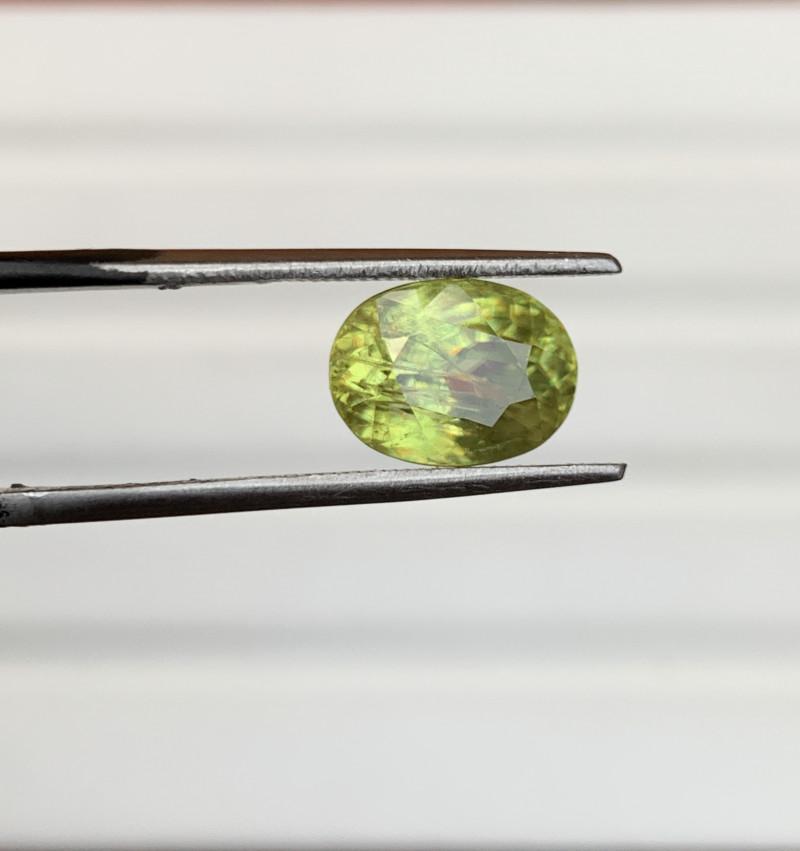 4.20 Carats Sphene Titanite Gemstones