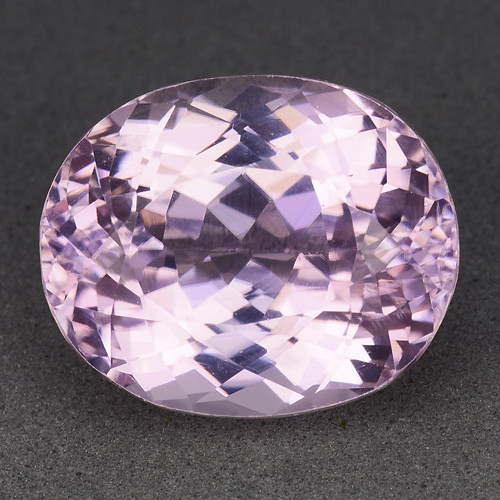 14.33 Ct Natural Kunzite Awesome Color & Cut Gemstone KZ25