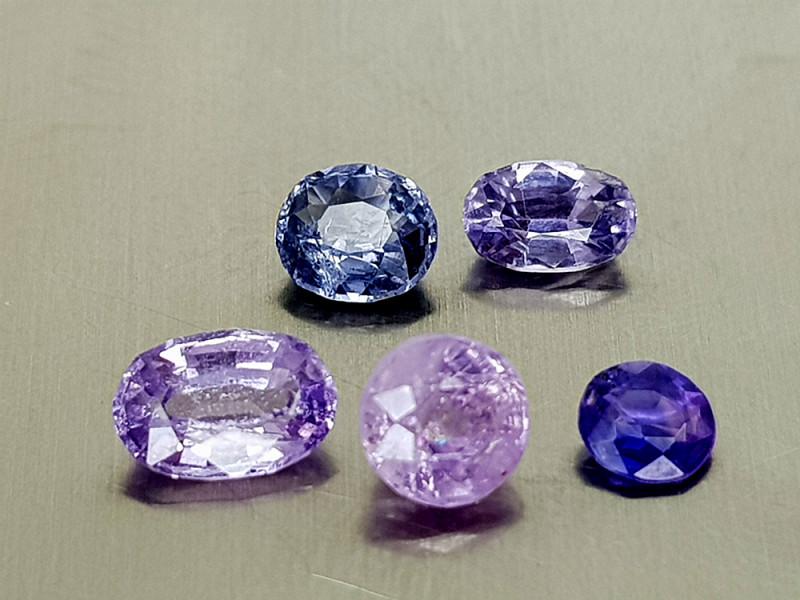 2Crt Spinel Lot Natural Gemstones JI131