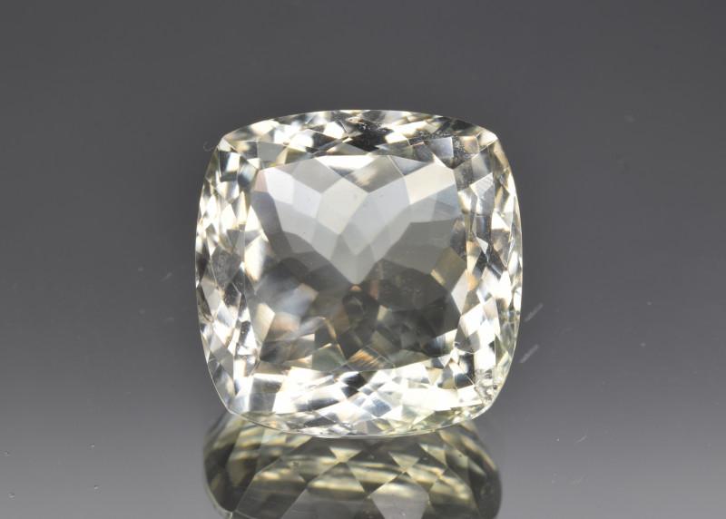 Natural Prasiolite 13.39 Cts Good Quality Gemstone