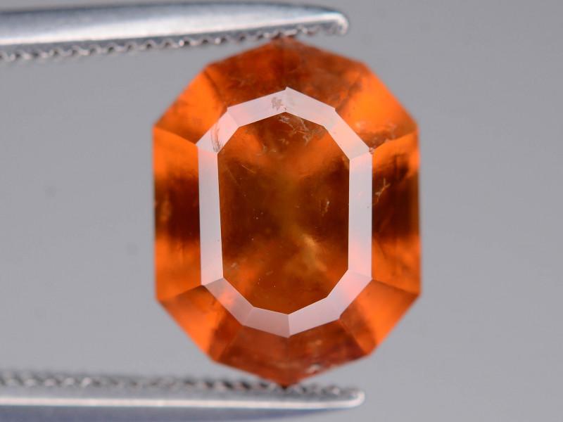 Top Color 3.70 ct  Hessonite Garnet