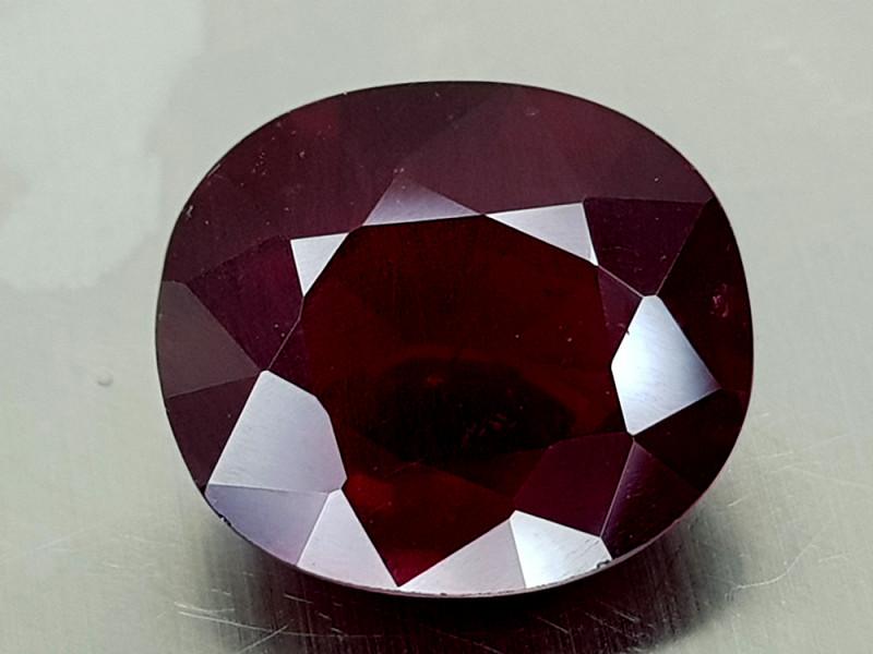 6.55Crt Rhodolite Garnet Natural Gemstones JI132